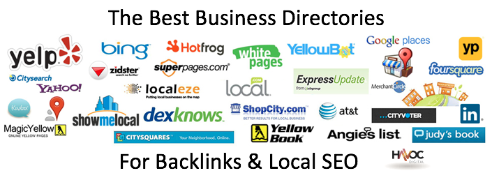 Business Directories for Backlinks