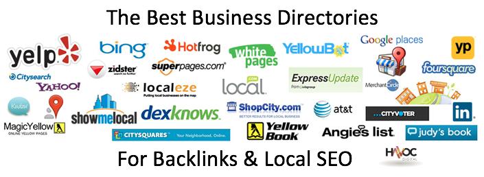 Best Directories for Backlinks
