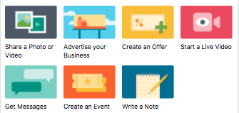 Facebook Business Page Widgets