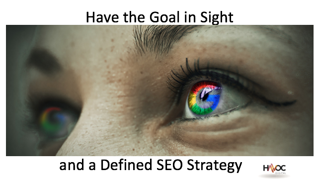 Focused SEO Strategy