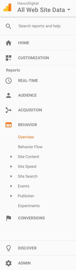 SEO Strategy - Use Google Analytics
